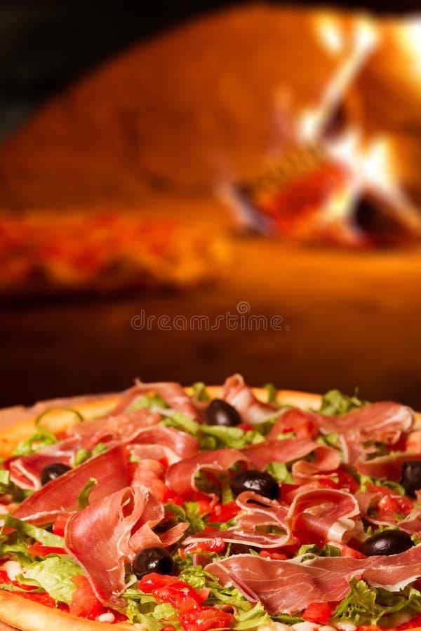 Pizza imagens de stock