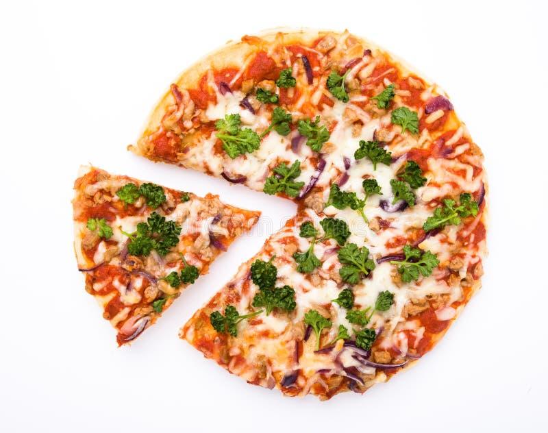 Pizza fotos de stock