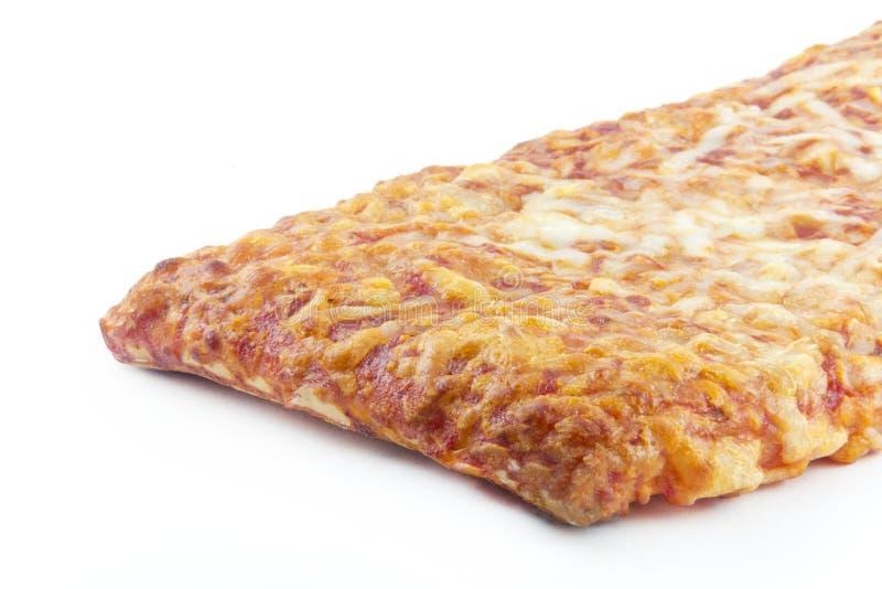 Pizza da escola foto de stock