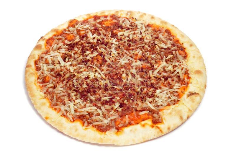 Pizza de barbecue photo stock