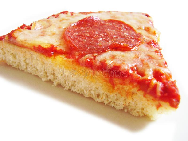 Pizza di merguez fotografie stock