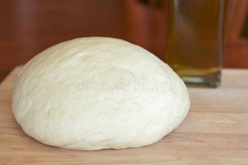 Download Pizza Dough stock photo. Image of crust, rise, double - 14498338