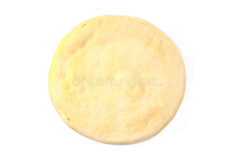 Pizza dough royalty free stock photography