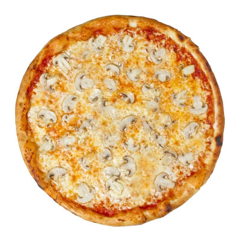 Pizza Funghi fotos de archivo libres de regalías