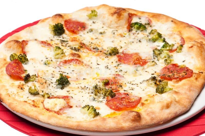 Pizza gastrónoma fotos de archivo libres de regalías