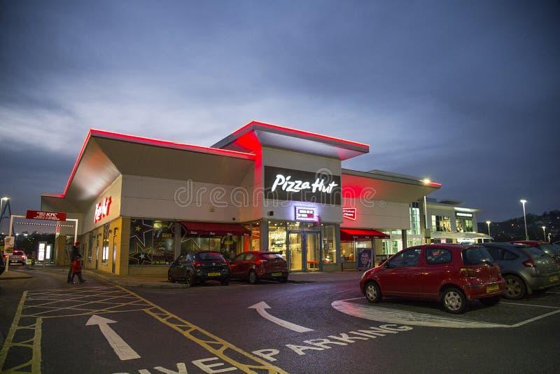 Pizza Hut стоковое фото rf