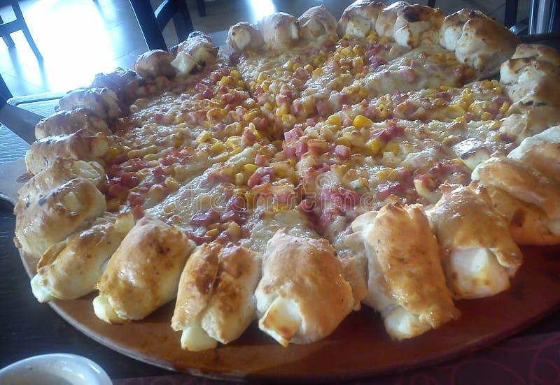 Pizza Hut royalty-vrije stock fotografie
