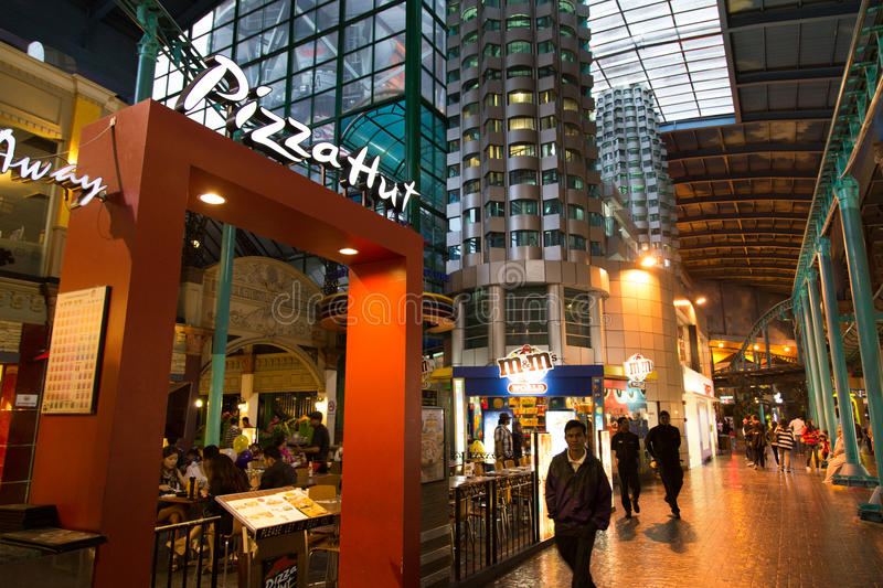 Pizza Hut At Resort World Genting Editorial Stock Image Image Of