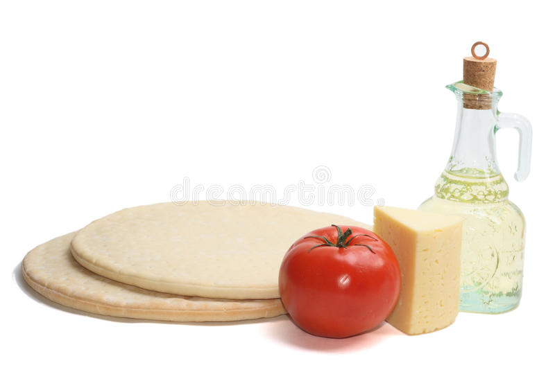 Download Pizza ingridients stock photo. Image of close, gourmet - 13019458