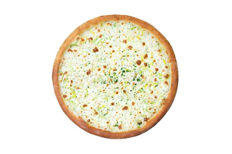 Pizza italiana kitsch immagini stock