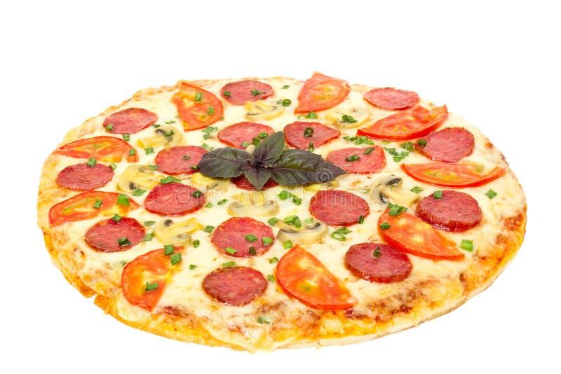 Pizza italiano stock image