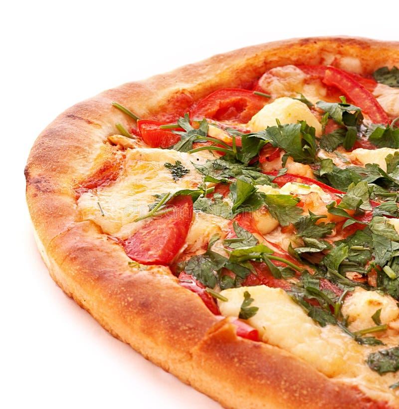 Pizza italienne savoureuse photos libres de droits