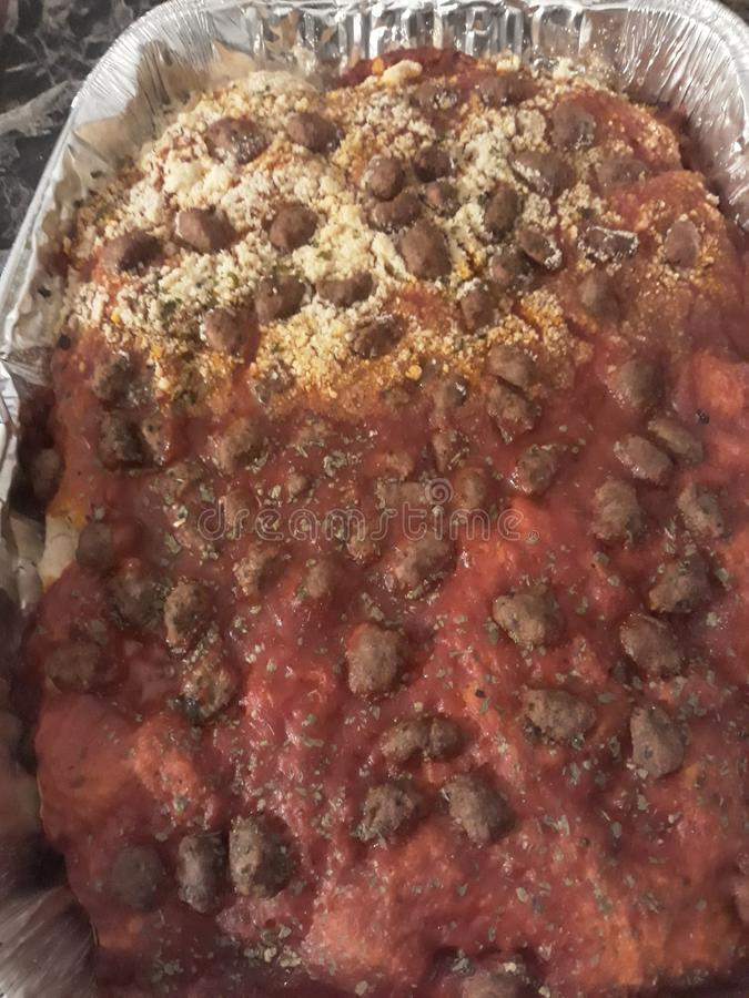 pizza kochanka dzień zdjęcia stock