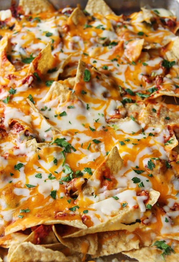 Download Pizza nachos vertical stock image. Image of nobody, ingredients - 34450665