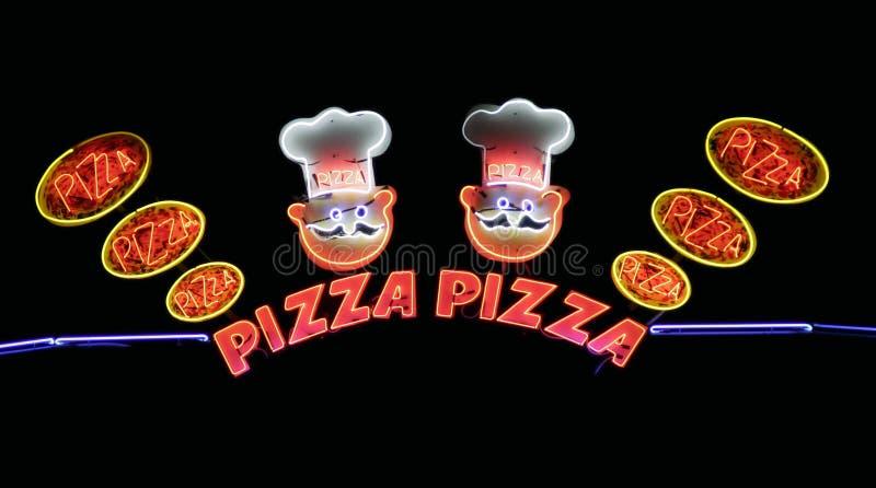 pizza noc zdjęcia royalty free