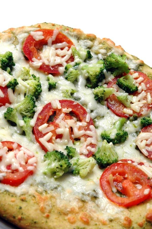 pizza organicznych zdjęcie stock