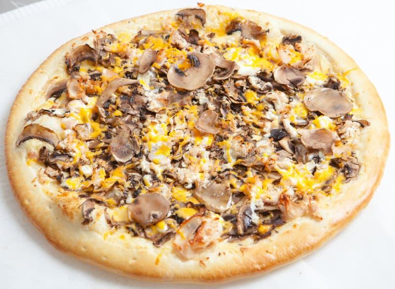 Pizza, Pizzas Europeas Y Cocina Americana Imagen de archivo - Imagen ...