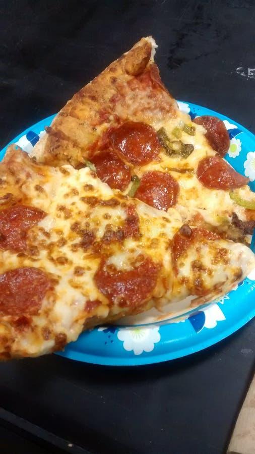 Pizza pour les enfants photos libres de droits