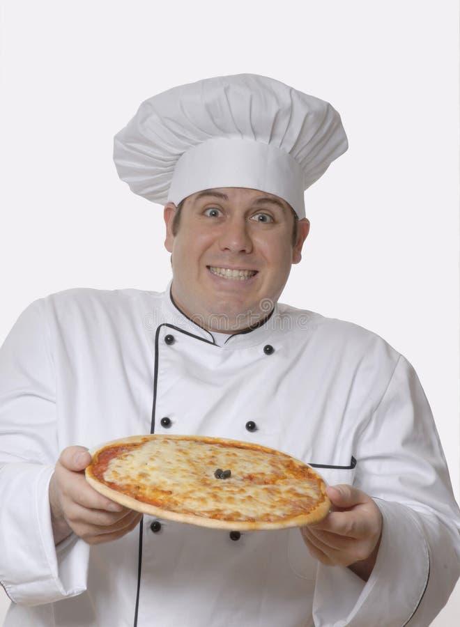 pizza przygotowywająca zdjęcie royalty free