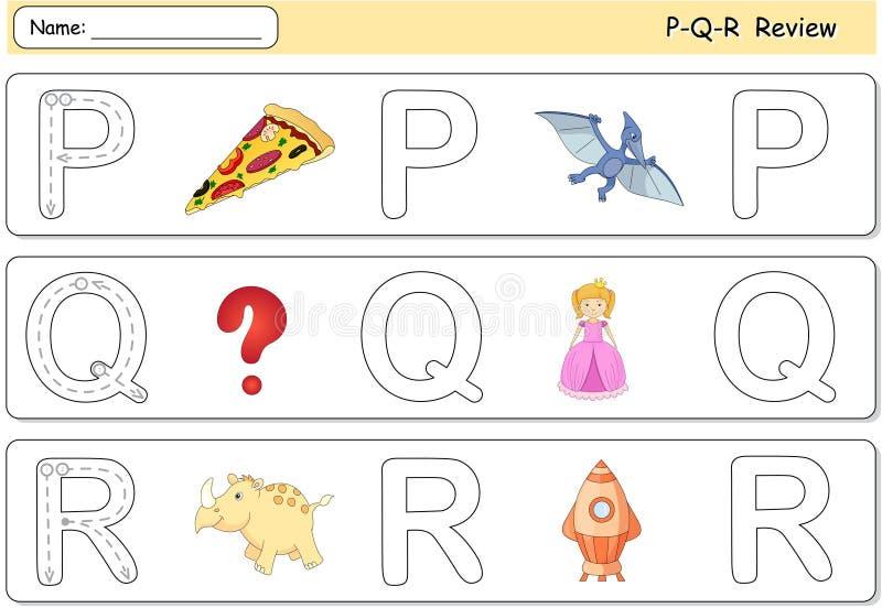 Pizza, pterodáctilo, reina, pregunta, rinoceronte y roca de la historieta stock de ilustración