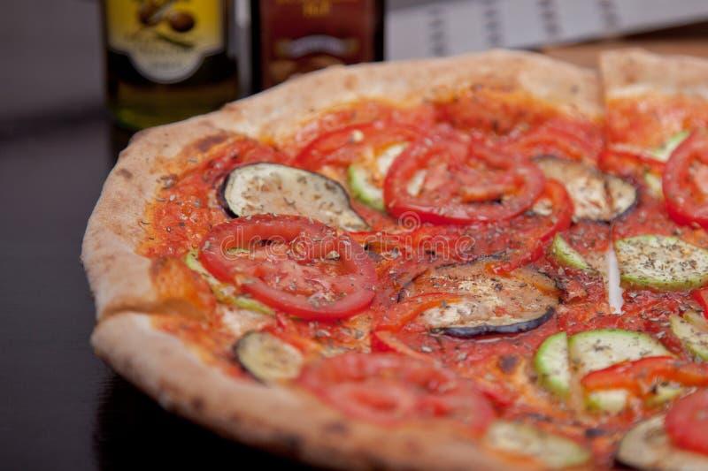 Pizza sabrosa foto de archivo libre de regalías