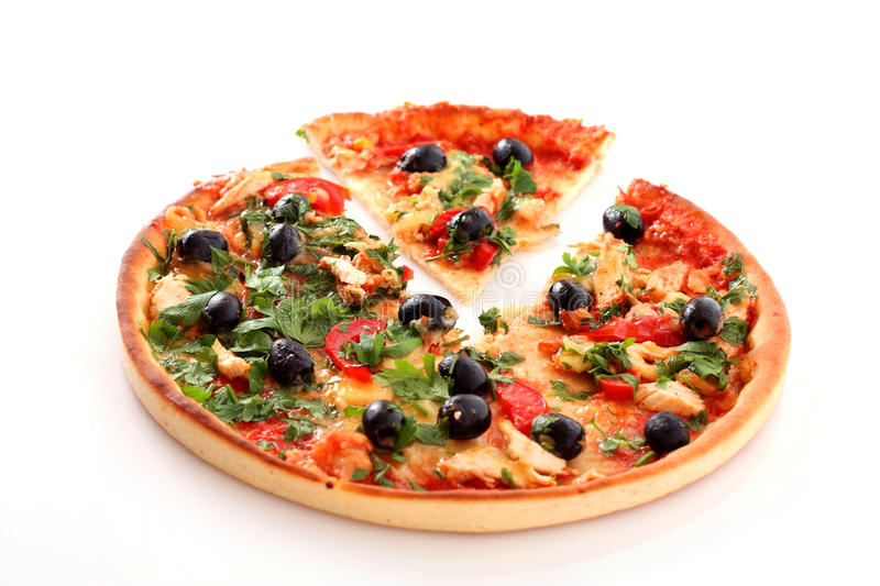 pizza savoureuse photos libres de droits
