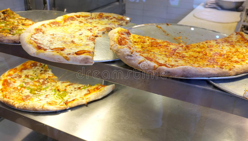 Download Pizza by the slice stock photo. Image of pizza, fast - 25606804