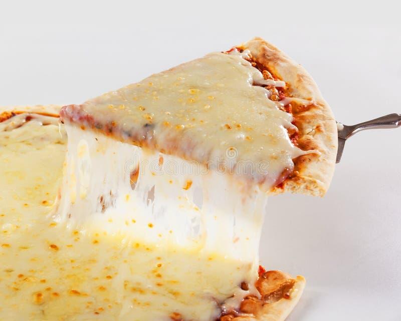 Pizza slice stock photography