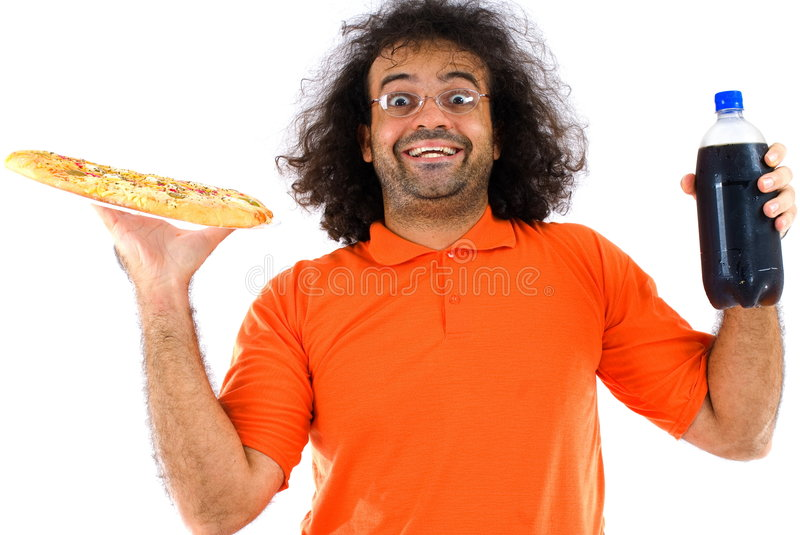 Pizza Time Royalty Free Stock Photography