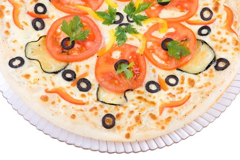 Pizza végétarienne photos libres de droits