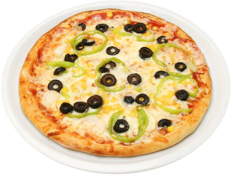 Pizza Vegetariana zdjęcia royalty free