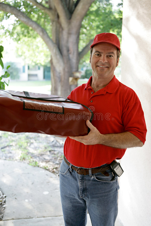 Pizza For You stock photography