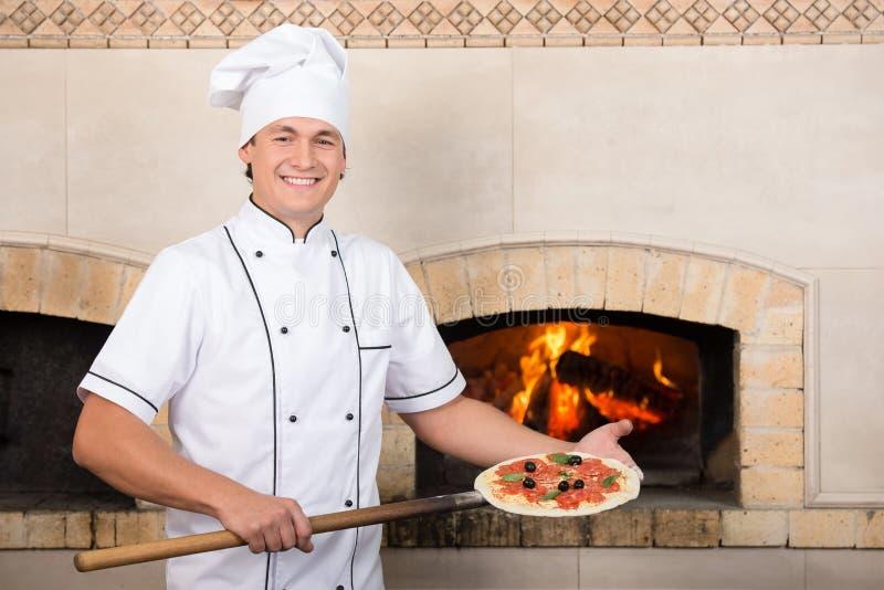 pizzeria imagens de stock
