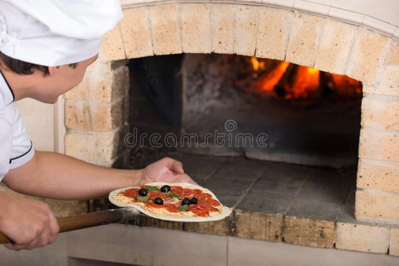 pizzeria imagem de stock royalty free