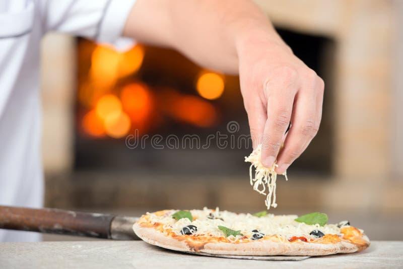 pizzeria foto de stock