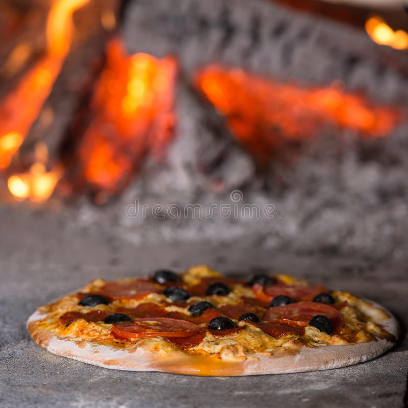 pizzeria fotografia de stock