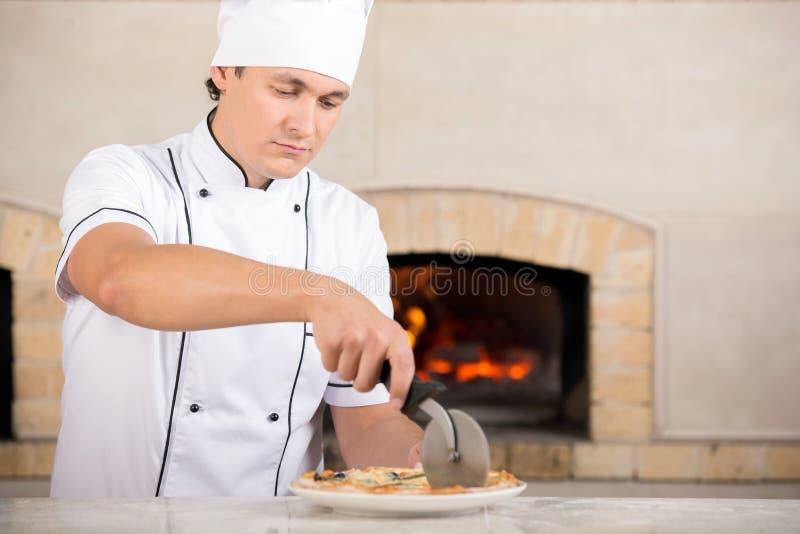 pizzeria immagine stock
