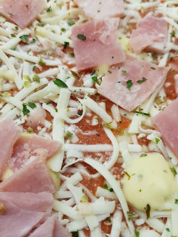 Pizzy Prosciutto zdjęcie royalty free
