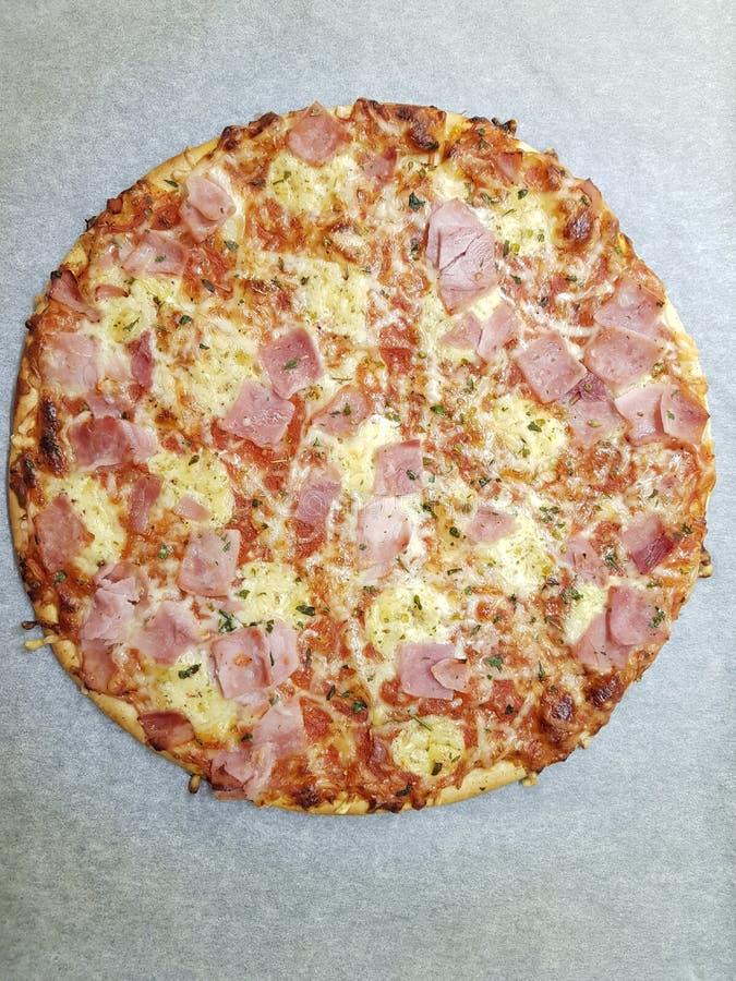 Pizzy Prosciutto obrazy stock