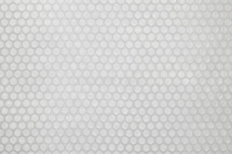 Plástico de burbujas fotografía de archivo libre de regalías