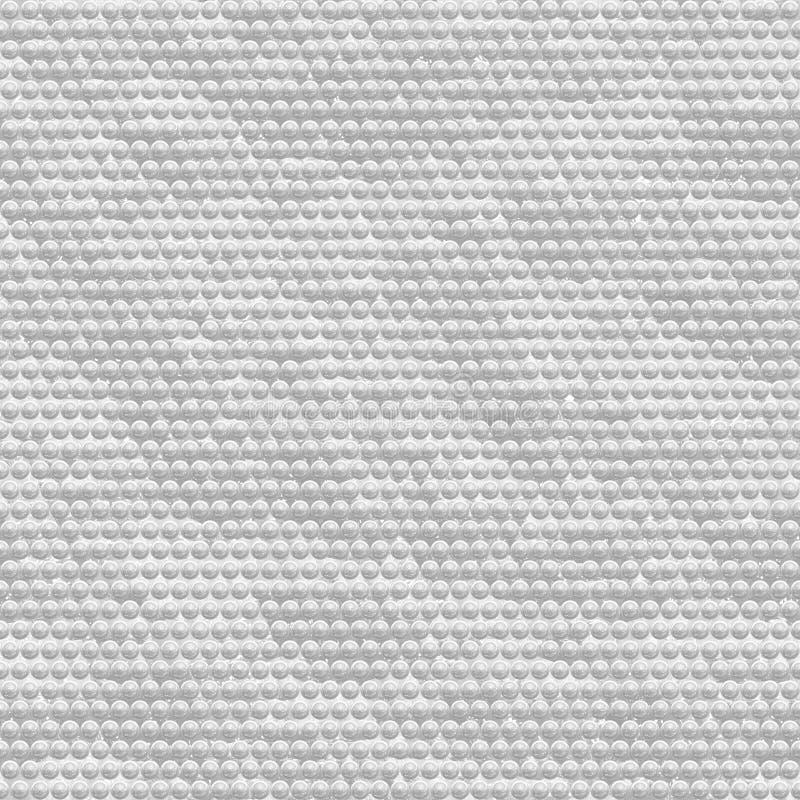 Plástico de la burbuja (textura inconsútil) fotos de archivo