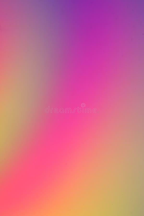 Plástico en luz polarizada foto de archivo libre de regalías
