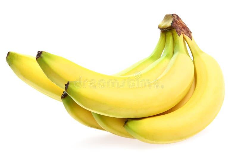 Plátano amarillo fresco foto de archivo libre de regalías