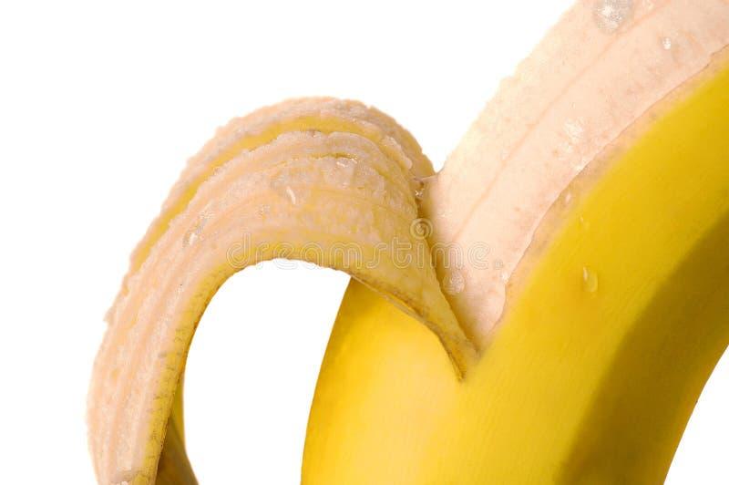 Plátano fresco imagen de archivo