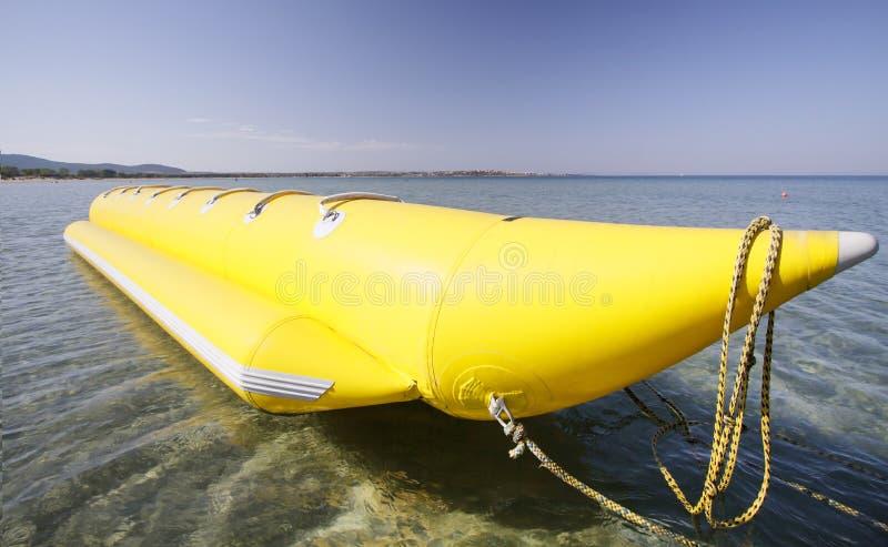 Plátano vacío del agua. fotos de archivo libres de regalías