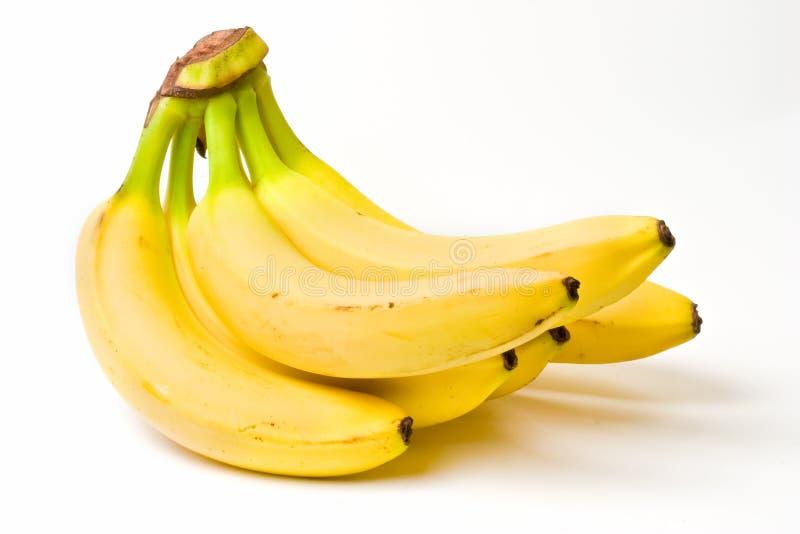 Plátanos fotos de archivo
