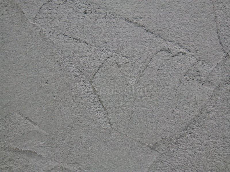 Plâtre avec la texture peu commune photo libre de droits