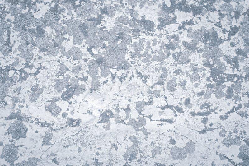 Plâtre, mur de ciment de lait de chaux dans le style abstrait Fond concret gris grunge Vieille texture sale Art moderne Tapotemen images stock