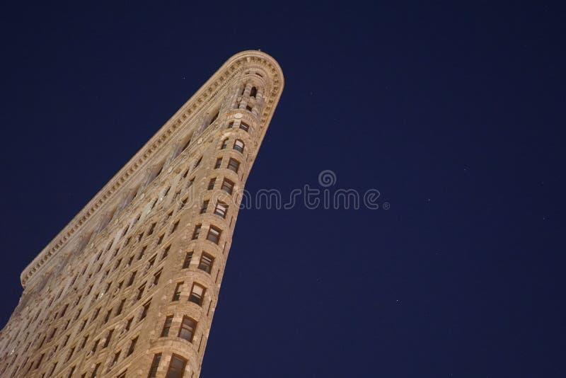 Plätteisen-Gebäude, NYC lizenzfreies stockbild