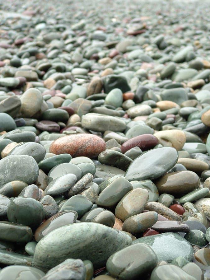 Plaż Skał Fotografia Stock